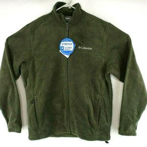 Columbia Mens Dartmoor Hybrid Jacket Green NWT